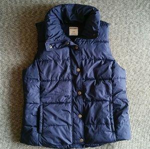 Old Navy Puffy Vest (Size L)